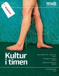 Kultur i timen - Region Midtjylland
