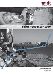Tal og tendenser 2010 - Region Midtjylland