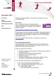 November 2011 - Region Midtjylland