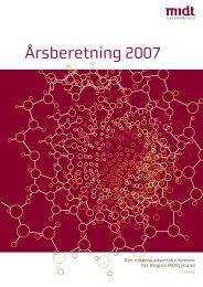 Videnskabsetisk årsberetning2008.indd - Region Midtjylland