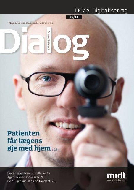 Patienten får lægens øje med hjem / 14 - Region Midtjylland