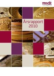 Årsrapport 2010 - Region Midtjylland