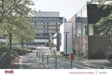 Regionshospitalet hoRsens pRospekt - Region Midtjylland