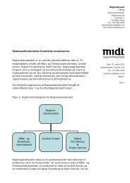 sekretariatet Juridisk Kontor Digital Forvaltning & Intern Service