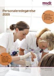 Personaleredegørelse 2009 - Region Midtjylland