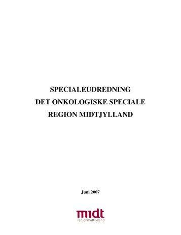 Onkologi - Region Midtjylland