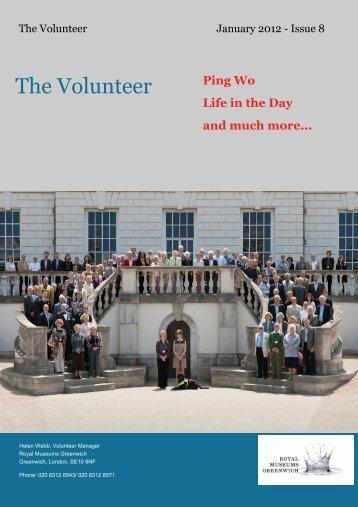 The Volunteer - National Maritime Museum