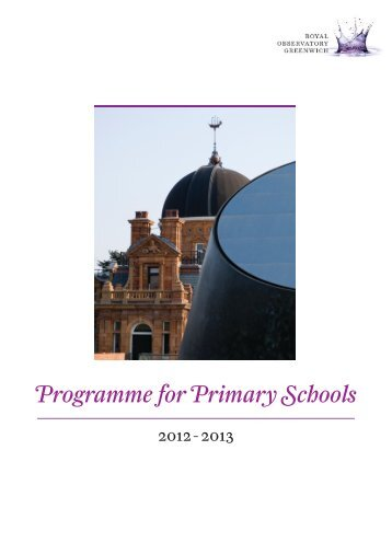 Programme for Primary Schools