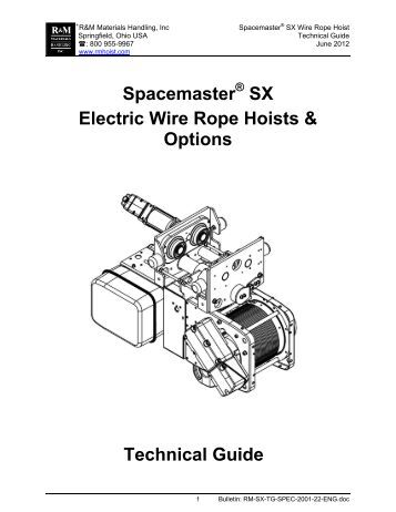 Wire Rope Electric Hoist Goods Lifts Wiring Diagram ~ Odicis