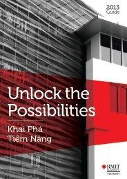 Khai Phá Tiềm Năng - RMIT University Vietnam