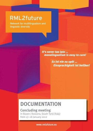 DOCUMENTATION - rml2future
