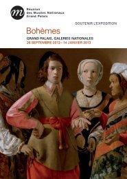 Bohèmes - Réunion des musées nationaux