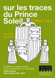 sur les traces du Prince Soleil - Réunion des musées nationaux