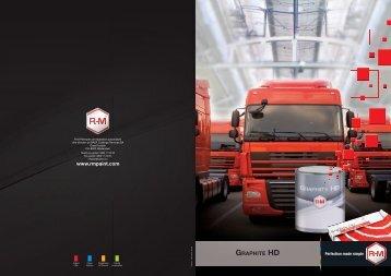 GRAPHITE HD - RM Paint