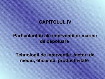 Prezentări curs - Cap. IV