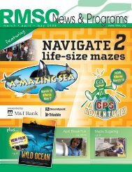 Navigate 2 - Rochester Museum & Science Center