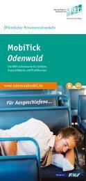 MobiTick Odenwaldkreis - RMV