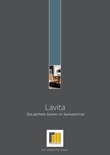 Lavita - RMW Wohnmöbel GmbH & Co. KG - Rietberger Möbelwerke