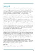 Bollywood for all Full report (PDF, 1116KB) - RNIB - Page 3