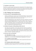 Bollywood for all Full report (PDF, 1116KB) - RNIB - Page 7