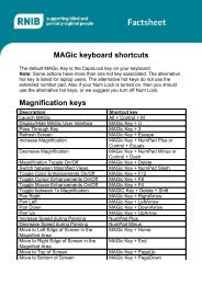 proshow producer keyboard shortcuts