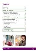 Magnification guide (PDF, 1.7mb) - RNIB - Page 3