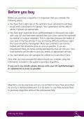 Magnification guide (PDF, 1.7mb) - RNIB - Page 5