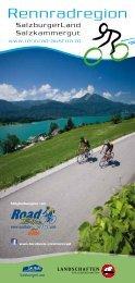 Rennradregion Info Broschüre - Roadbike Holidays