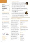 newsletter - RoadPeace - Page 2