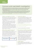 newsletter - RoadPeace - Page 6