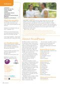 Spring 2012 (Issue 33) - RoadPeace - Page 2