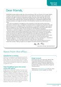 Spring 2012 (Issue 33) - RoadPeace - Page 3