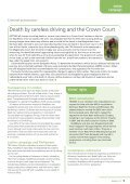 Spring 2012 (Issue 33) - RoadPeace - Page 5