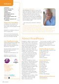 Autumn 2012 (Issue 34) - RoadPeace - Page 2