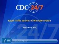 Ileana Arias - Road Safety Fund