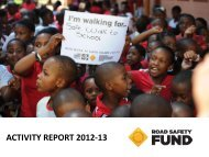 here - Road Safety Fund