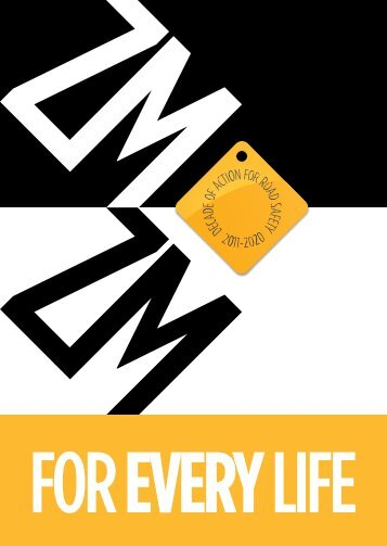 Download the Zenani Booklet (1.5mb PDF) - Road Safety Fund
