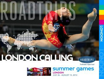 LONDON CALLING - Roadtrips Inc.