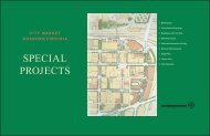 SPECIAL PROJECTS - City of Roanoke