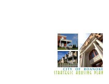 STRATEGIC HOUSING PLAN - Roanoke