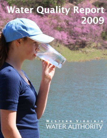 Water Quality Report 2009 - Roanoke