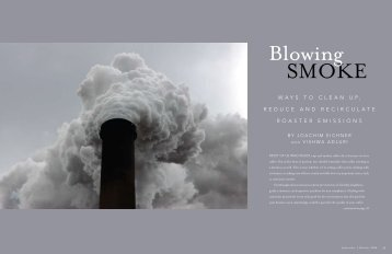 Blowing Smoke - Roast Magazine