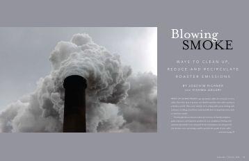 Blowing Smoke - Roast Magazine