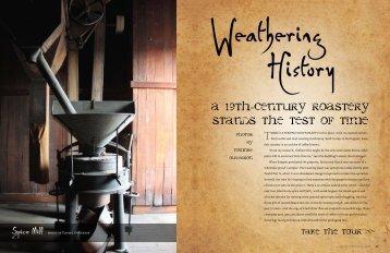Weathering History - Roast Magazine
