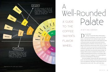 a guide to the coffee taster's flavor wheel - Equal Exchange
