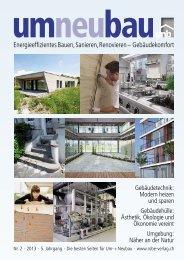 Aktuelle Ausgabe als PDF (20 MB) - Robe Verlag