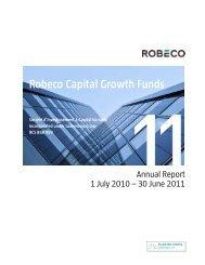 Annual Report - Robeco.com