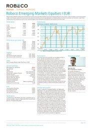 Reporting mensuel - Robeco.com
