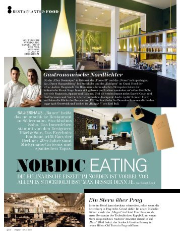 nordic EATING - Robert Kropf