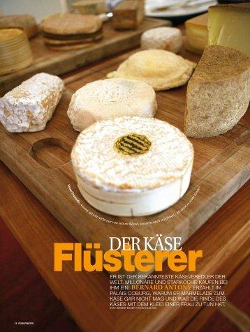 Der Käse - Robert Kropf